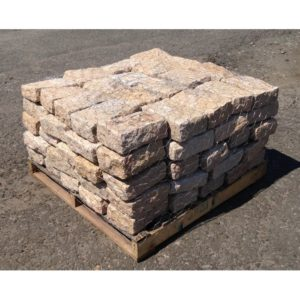 Belgian Block Jumbo Yellow Pallet