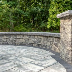 Nicolock Concrete Wall Systems
